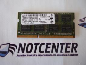 Memória 4gb Smart Ddr3 2rx8 Pc3 10600s Frete Grátis Nov Link