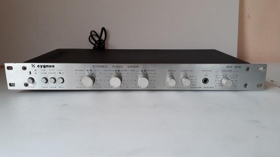 Mixer Cygnus Sm-400 Padrão Rack