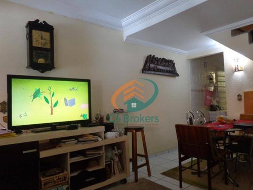 Imagem 1 de 16 de Sobrado À Venda, 55 M² Por R$ 320.000,00 - Jardim Adriana - Guarulhos/sp - So0189