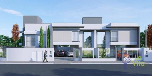Imagem 1 de 19 de Casa Com 3 Dormitórios À Venda, 140 M² Por R$ 560.000,00 - Bela Vista - Gaspar/sc - Ca0601