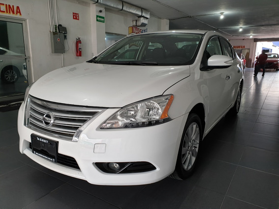 Nissan Sentra Advance Cvt 2016