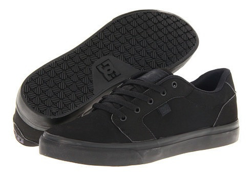 Zapatillas Dc Full Black