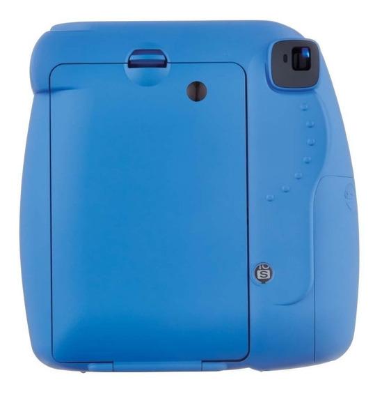 Câmera Instantânea Fujifilm Instax Mini 9 Cobalt Blue