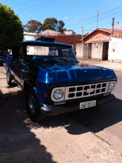 Chevrolet D 10 Chassis C15 Diesel