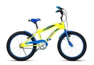 Bicicleta Infantil Topmega Crossboy R20 Varon