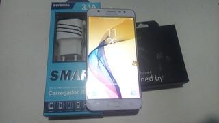 Celular Galaxy J7 Prime 32gb E 3gb De Ram
