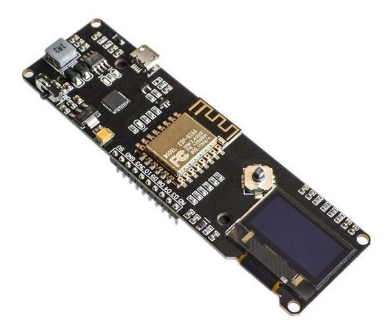 Nodemcu Wifi Esp8266 Wemos + Oled 0.96 Joystik Bat Mona