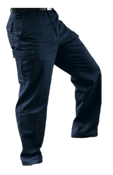 Pantalones Hombre De Trabajo Cargo Pampero Originales Oferta