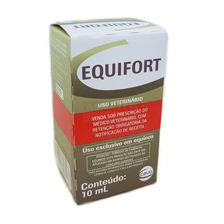 Equifort - Boldenona Injetável - 10 Ml - Frete Gratis