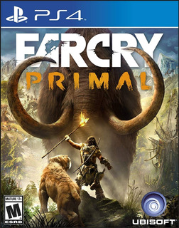 Far Cry Primal - Playstation 4 Ps4