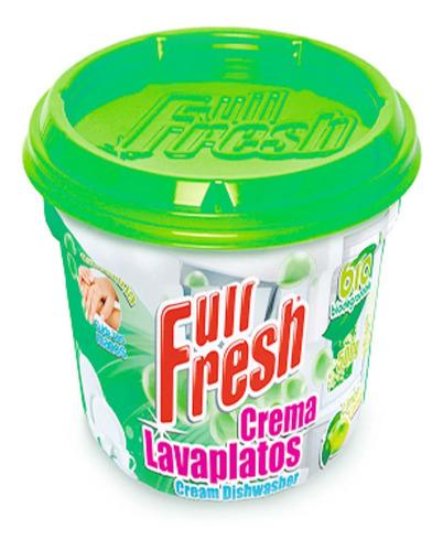 Jabon Lavaplatos Crema Limon Fulle - Unidad a $5600