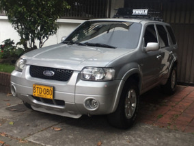 Camioneta Ford Escape Xls 4x4