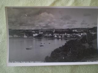 Antigua Puerto Varas Lago Llanquihue1950 Foto E Kabi (52f1