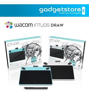 Tableta Digitalizadora Wacom Intuos Draw Creative Pen Tablet