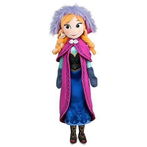 Boneca De Pelúcia Disney Frozen - 50cm - Pronta Entrega
