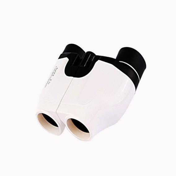 Binóculo Compact Binoculars 8x22 Com Capa De Couro Ecológico