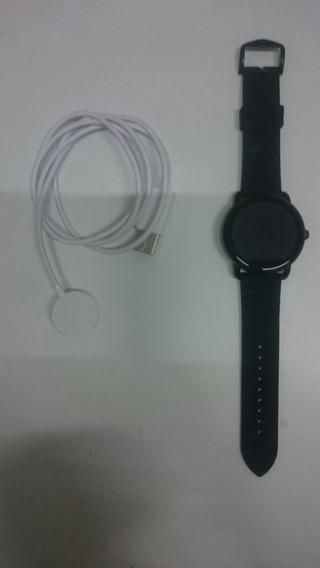 Relógio Fóssil Black Smart Watch Novo