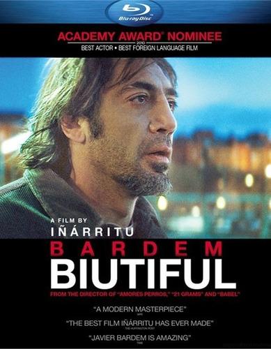 Imagen 1 de 3 de Blu-ray Biutiful / De Alejandro Gonzalez Iñarritu