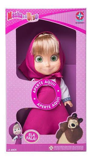 Boneca Masha - Estrela