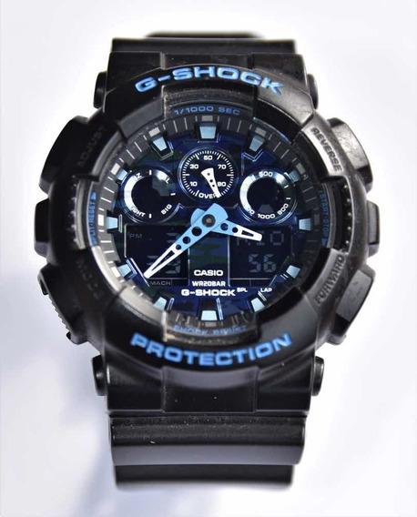Relógio Casio G-shock Ga-100 Original