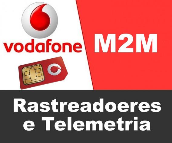 Chips M2m Vodafone - Tim E Oi Juntas A Pronta Entrega