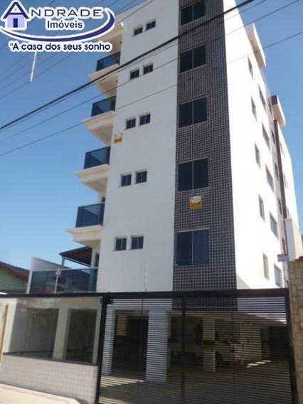 Apartamento Com 3 Quartos Para Comprar No Arvoredo Em Contagem/mg - And881