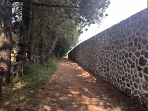 Venta Terreno En San Miguel Ajusco
