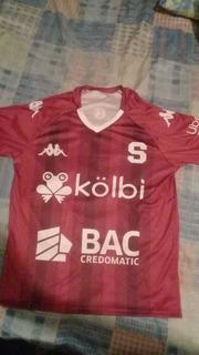 Camisas Deportivas Del Saprissa, La Liga Personalizadas