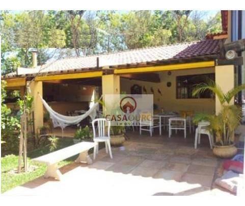 Casa À Venda, Canto Das Águas, Rio Acima - Ca0048