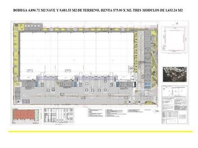 Bodega Industrial En Renta Parque Innovacion Prado