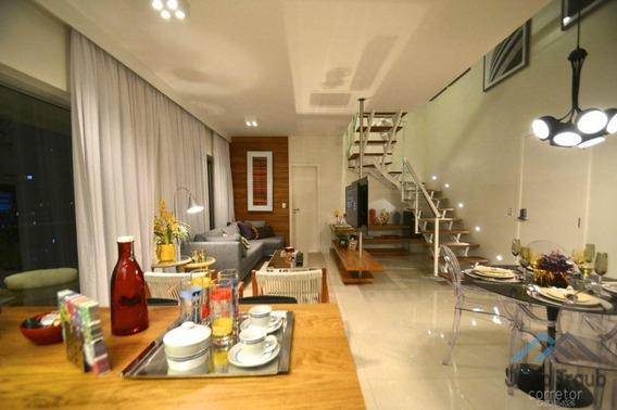 Apartamento Com 3 Dormitório(s) Localizado(a) No Bairro Cidade Monções Em São Paulo / São Paulo - 9855:915974