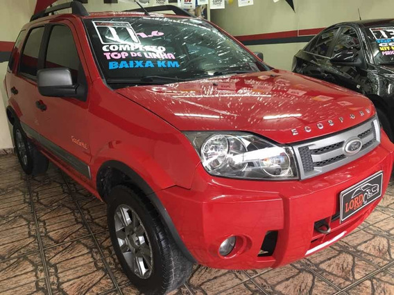 Ford Ecosport 1.6 Xlt Freestyle Flex 5p 2011