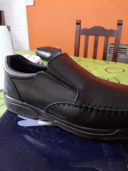 Zapatos Colegiales Negros