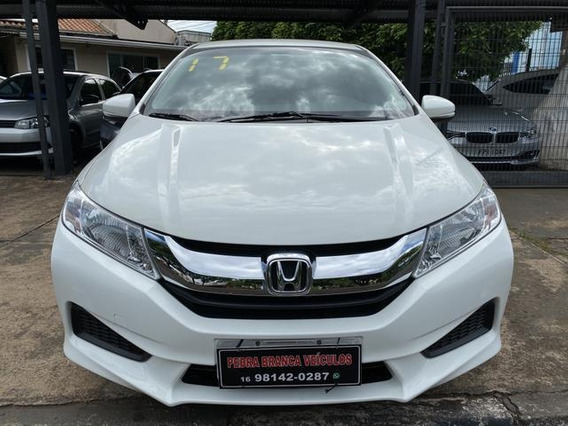 Honda City 1.5 Lx Automático 2017/2017