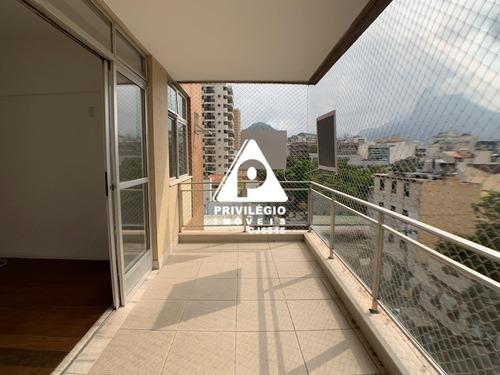 Apartamento À Venda, 2 Quartos, 1 Vaga, Botafogo - Rio De Janeiro/rj - 27191
