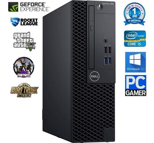 Imagem 1 de 1 de Computador Dell Gamer I5 16gb Ssd240 Geforce 2gb Ddr5 Win 10
