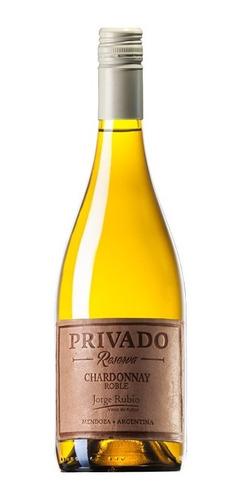 Jorge Rubio Reserva Privado Chardonnay - 2019