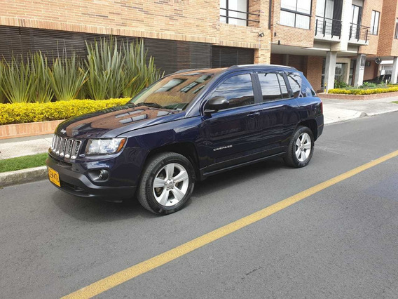 Jeep Compass 2.4 A,t 2014