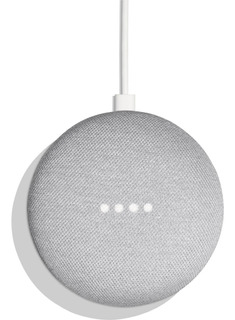 Google Home Mini -chalk Goo-ga00210