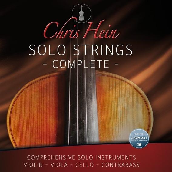 Chris Hein Strings - Melhor Violino/cello/viola/baixo Vst