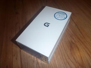 Caja De Lg G Negro E-976 4g Con Manual