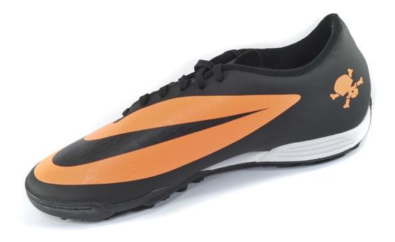 Tenis Fútbol Nike Hypervenom Phade Negro Envío Gratis