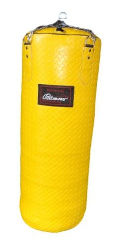 Costal De Box Vinil Grande Yellow Palomares Genuino Fpx