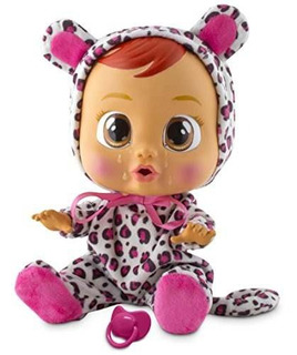 Cry Babies Girls Lea Baby Doll