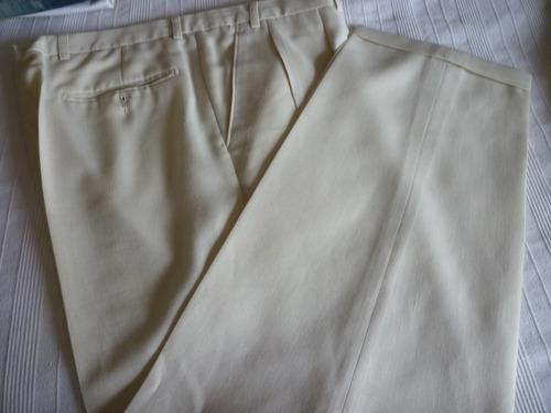 Pantalon De Vestir Hombre  Antonello! T 46-verano