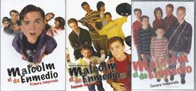 Malcolm El De Enmedio Temporada 1, 2 Y 3 En Dvd Nacional