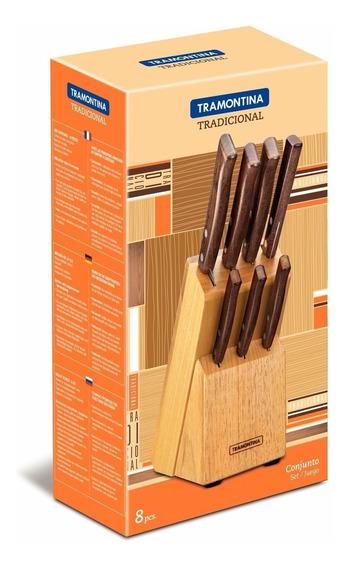 Taco De Cocina X8 Cuchillo Tradicional (3440)