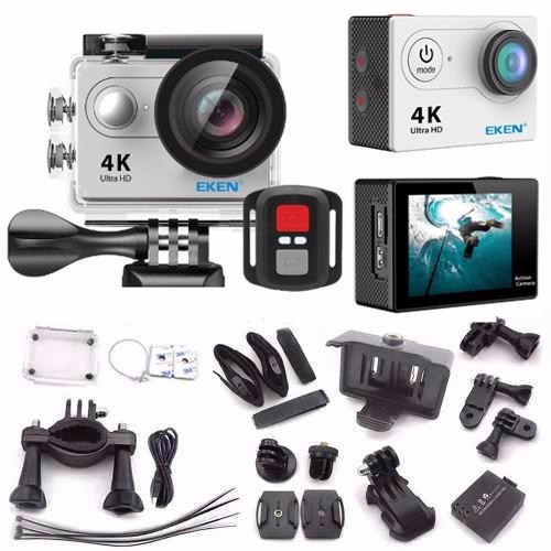 Camera Eken H9r 4k Original Wifi Live You Tube Controle Wifi