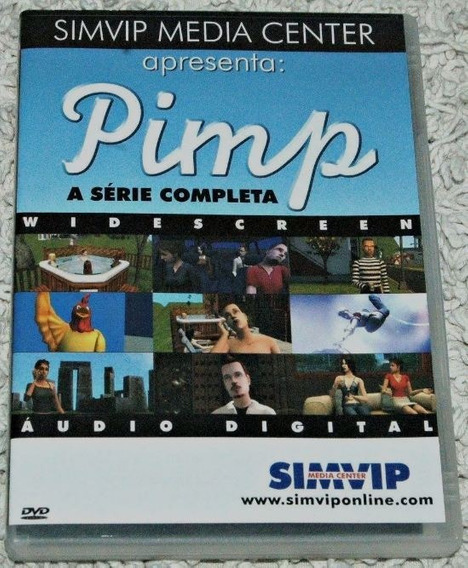 Pimp: A Serie Completa (simvip Media Center) - Pc - Original