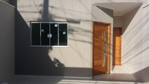 Casa Em Jardim Veneza, Indaiatuba/sp De 62m² 3 Quartos À Venda Por R$ 255.000,00 - Ca268262